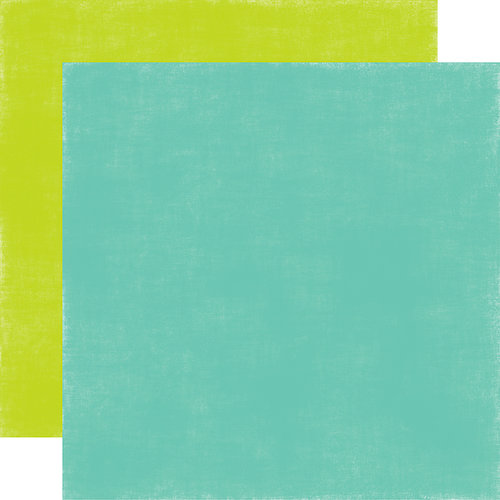 Echo Park - Spring Collection - 12 x 12 Double Sided Paper - Blue