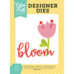 Echo Park - Spring Collection - Designer Dies - Tulip Bloom