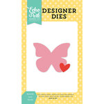 Echo Park - Spring Collection - Designer Dies - Butterfly Love