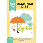 Echo Park - Spring Collection - Designer Dies - Spring Has Sprung