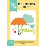 Echo Park - Spring Collection - Designer Dies - Spring Has Sprung