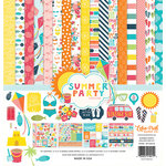 Echo Park - Summer Party Collection - 12 x 12 Collection Kit