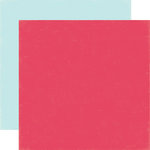 Echo Park - Summer Party Collection - 12 x 12 Double Sided Paper - Pink