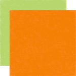 Echo Park - Summer Party Collection - 12 x 12 Double Sided Paper - Orange