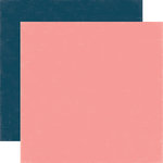 Echo Park - Summer Party Collection - 12 x 12 Double Sided Paper - Light Pink