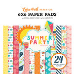Echo Park - Summer Party Collection - 6 x 6 Paper Pad