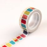 Echo Park - Summer Party Collection - Decorative Tape - Popsicles