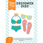 Echo Park - Summer Party Collection - Designer Dies - Beach Bikini