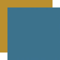 Echo Park - Scenic Route Collection - 12 x 12 Double Sided Paper - Blue