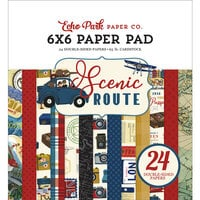 Echo Park - Scenic Route Collection - 6 x 6 Paper Pad