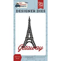 Echo Park - Scenic Route Collection - Designer Dies - Eiffel Tower