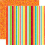 Echo Park - Sweet Summertime Collection - 12 x 12 Double Sided Paper - Cool Treats