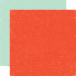 Echo Park - Sweet Summertime Collection - 12 x 12 Double Sided Paper - Red