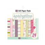 Echo Park - Springtime Collection - 6 x 6 Paper Pad