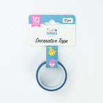 Echo Park - I Love Summer Collection - Decorative Tape - Summer Splash