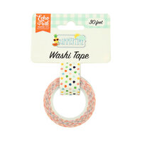Echo Park - Summertime Collection - Decorative Tape - Summer Dot