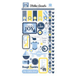 Echo Park - Pride and Joy Collection - Cardstock Stickers