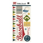 Echo Park - Grand Slam Collection - Cardstock Stickers