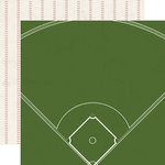Echo Park - Grand Slam Collection - 12 x 12 Double Sided Paper - Diamond