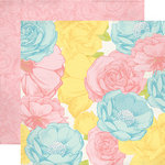 Echo Park - Dearest Collection - 12 x 12 Double Sided Paper - My Darling