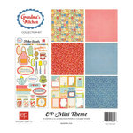 Echo Park - Grandma's Kitchen Collection - 12 x 12 Collection Kit