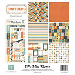Echo Park - Brothers Collection - 12 x 12 Collection Kit