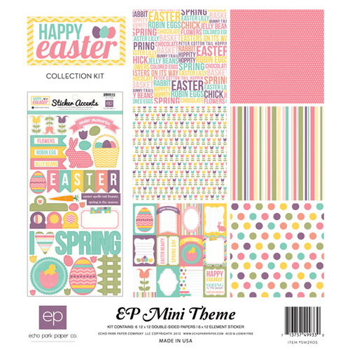 Echo Park - Easter Collection - 12 x 12 Collection Kit