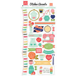 Echo Park - Handmade Collection - Cardstock Stickers