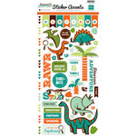 Echo Park - Dinosaur Adventure Collection - Cardstock Stickers