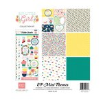 Echo Park - My Little Girl Collection - 12 x 12 Collection Kit