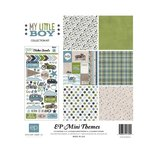 Echo Park - My Little Boy Collection - 12 x 12 Collection Kit