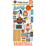 Echo Park - Basketball Collection - Cardstock Stickers
