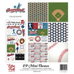 Echo Park - Baseball Collection - 12 x 12 Collection Kit