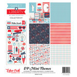 Echo Park - Sweet Liberty Collection - 12 x 12 Collection Kit