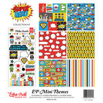 Echo Park - Superhero Collection - 12 x 12 Collection Kit