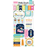 Echo Park - Tooth Fairy Collection - Cardstock Stickers