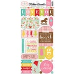 Echo Park - Granddaughter Collection - Cardstock Stickers