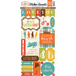 Echo Park - Grandson Collection - Cardstock Stickers