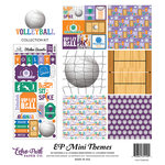 Echo Park - Volleyball Collection - 12 x 12 Collection Kit