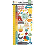 Echo Park - Science Fair Collection - Cardstock Stickers