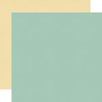 Echo Park - Sweet Day Collection - 12 x 12 Double Sided Paper - Dark Teal