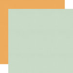 Echo Park - Sweet Day Collection - 12 x 12 Double Sided Paper - Light Teal