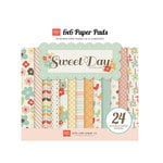 Echo Park - Sweet Day Collection - 6 x 6 Paper Pad