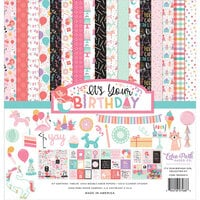 Echo Park - It's Your Birthday Girl Collection - 12 x 12 Collection Kit