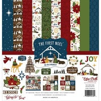Echo Park - The First Noel Collection - 12 x 12 Collection Kit