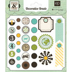 Echo Park - This and That Collection - Charming - Brad Assortment