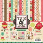 Echo Park - This and That Collection - Graceful - 12 x 12 Collection Kit