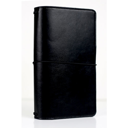 Echo Park - Travelers Notebook - Black