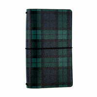 Echo Park - Travelers Notebook - Black Watch