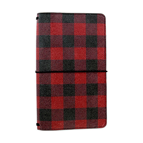 Echo Park - Travelers Notebook - Buffalo Plaid